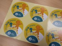 Autism Initiatives partners with Discount Sticker Printing for Walk for Autism