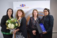 Autism Initiatives Receives Award for Innovation in Training