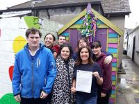 Bray Horizons Receive Community Pride Award