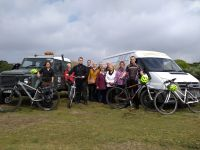 SOFA Donates MeCycle Bikes to the National Trust